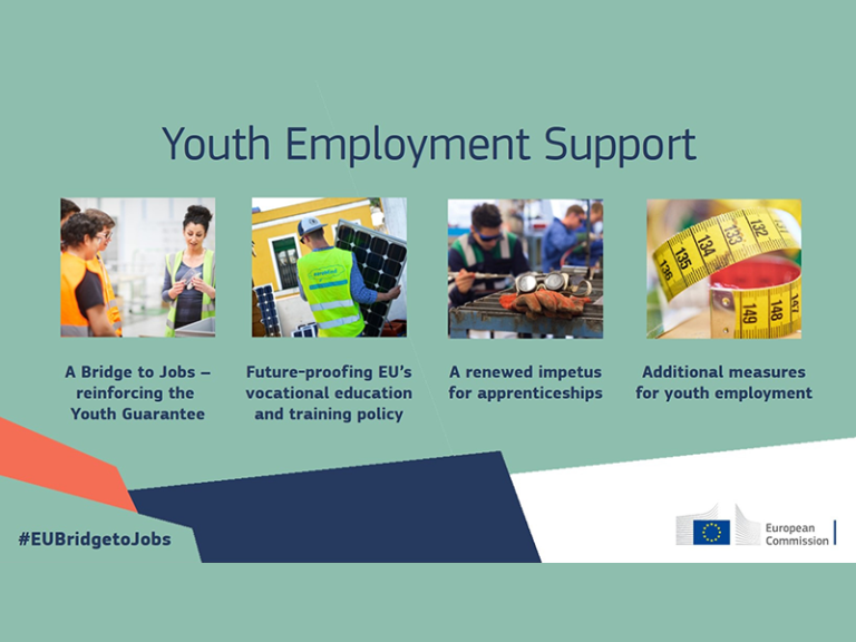 youth employment support