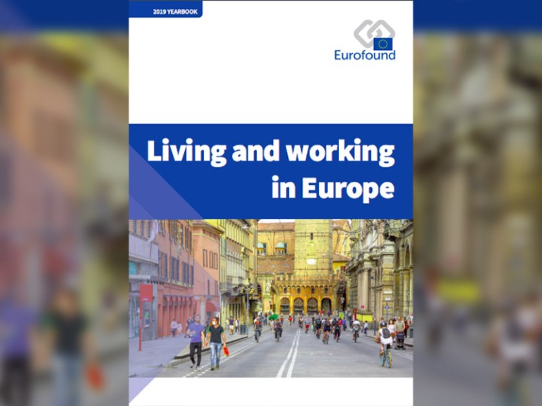 living and working in eu